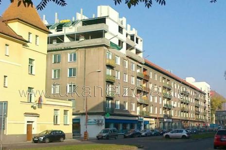 Zateplenie bytového domu v Bratislave