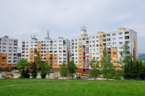 Izolácia bytového domu