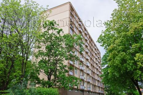 Izolácia bytového domu v Trenčíne